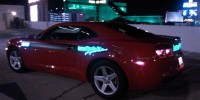 Electroluminescent store Nevada